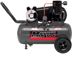 15 Gallon Portable Wheeled Oil Lubricated Cast Iron Electric Compressor